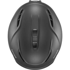 UVEX P1Us 2.0 Kypärä, black met mat
